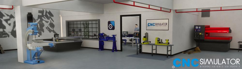 CNC Simulator Blog